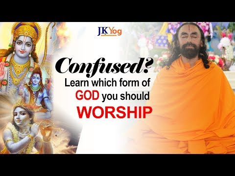 I am Confused - Which Form of God Should I Worship? | Q/A with Swami Mukundananda