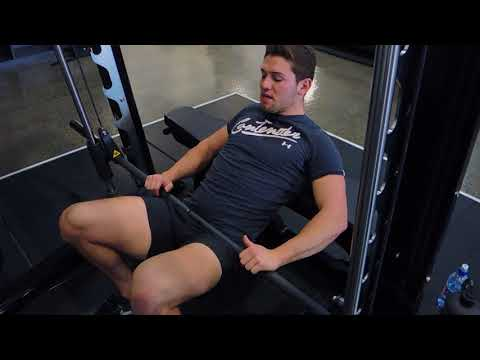Smith Machine Hip Thrusts