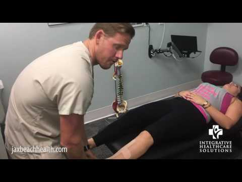 Ankle Adjustment - Integrative Healthcare Solutions Jacksonville Beach FL