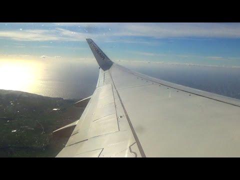 Ryanair Boeing 737-800 | Malta (MLA) - Birmingham (BHX)