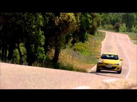 GM OPEL ASTRA GTC Promotion Video