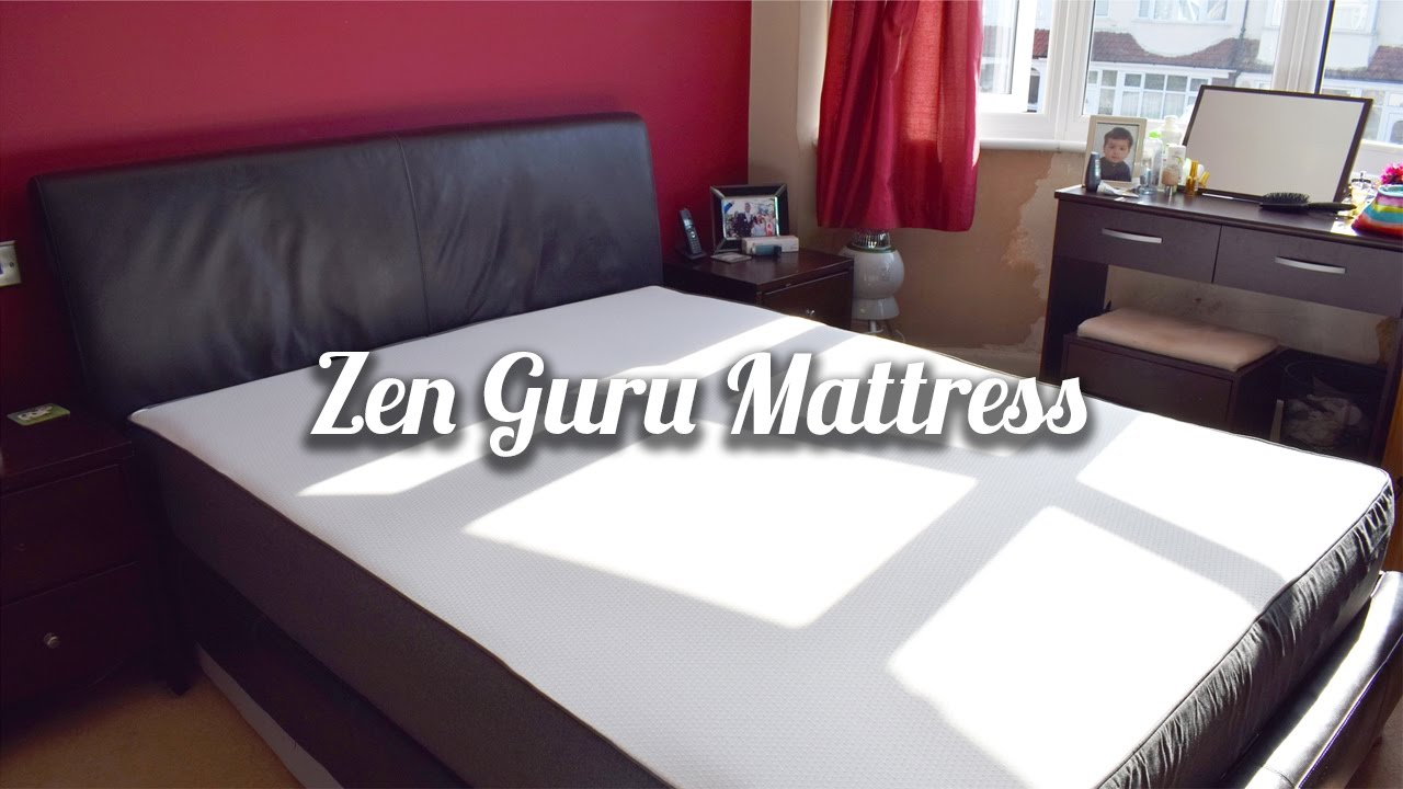 Zen Guru Memory Foam Mattress