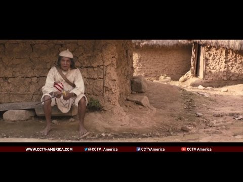 Film explores isolated Kogi tribe in Colombia