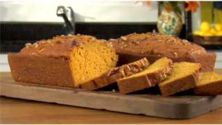 How To Make Delicious Yet Light Pumpkin Bread | Myrecipes
