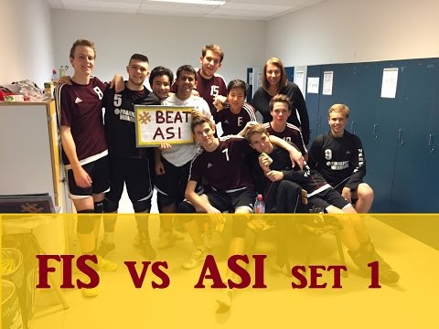 ISSTs 2015 FIS vs ASI Set 1