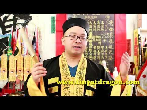 Secrets of Taoist Magic Warfare - Taoism Magic Secrets Talk Show