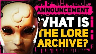 THE LORE ARCHIVE || Warframe lore | Anthem Lore | Destiny Lore & More