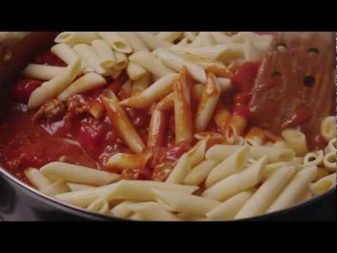 How To Make Baked Penne With Italian Sausage | Pasta Recipe | Allrecipes.com