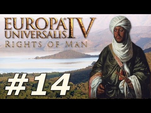 Europa Universalis IV: The Rights of Man | Ethiopia - Part 14