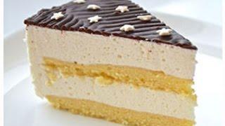 "Торт ""Птичье молоко"" по ГОСТу"