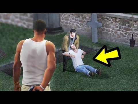 No CREERÁS Lo Que Dice Trevor Antes De Morir!! ¿MENSAJE OCULTO? - GTA 5 Misterios [GALEN]