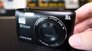 Nikon CoolPix A300 Hands-On And Opinion