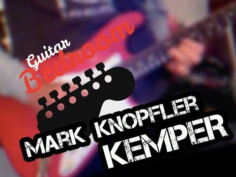 Mark Knopfler Dire Straits Kemper Fender Stratocaster red assembled emg dg 20 sultans of swing