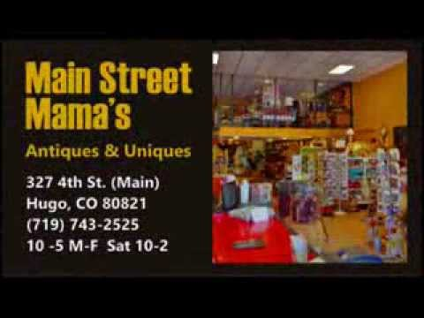 Day Trips from Denver-Antiques and Treasure Trail Video 2
