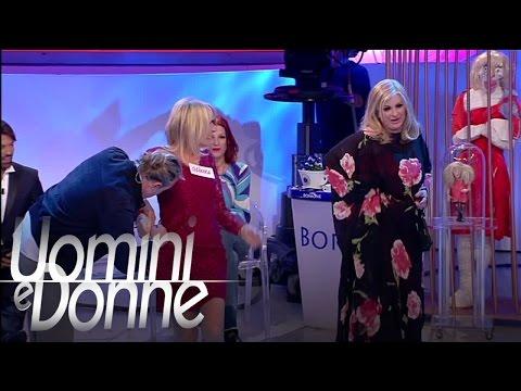 """Uomini e Donne, Trono Over - Gemma e Marco in """"Pulp fiction"""""""