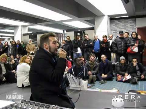 Opera Karaoke - La Nuit Blanche de Montreal 2010