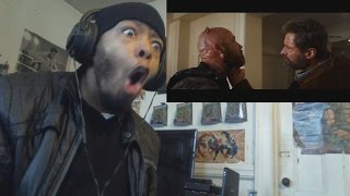 Logan official red band international trailer #1 reaction!!!