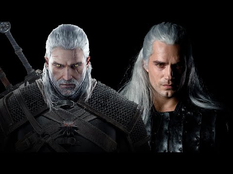 Henry Cavill's Beardless Geralt Won't Ruin Netflix's The Witcher