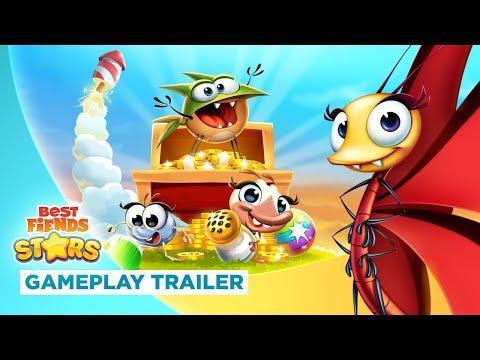 Best Fiends STARS: Official Google Play Trailer!