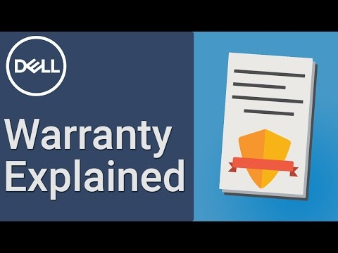 Dell Warranty Information (Official Dell Tech Support)