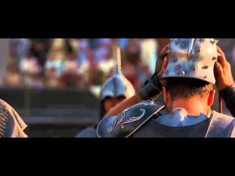 """Gladiator - """"Me llamo Máximo Décimo Meridio"""""""