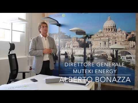 Alessandro Bonazza Muteki Energy<br><br>RovigoOggi...