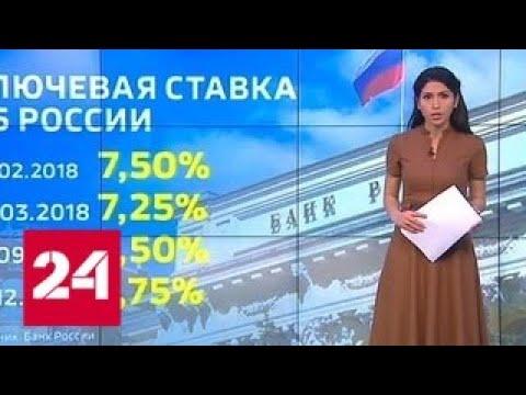 Рынок ипотечного кредитования в начале 2019 года: риски и тенденции - Россия 24