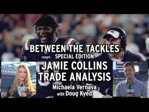 How Does Jamie Collins Trade Affect Patriots' Super Bowl Chances?