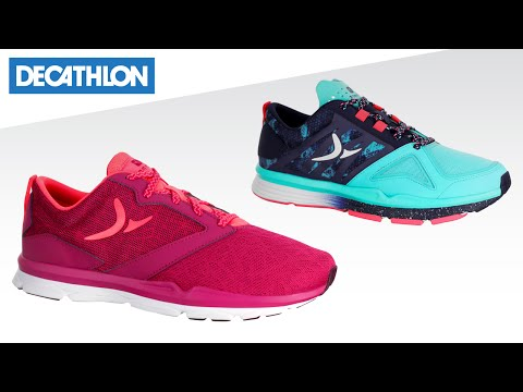 2ec83fc7782c Come scegliere le scarpe da fitness da donna | Decathlon Italia - YouTube