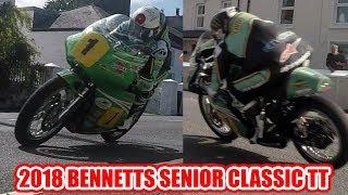 2018 BENNETTS SENIOR CLASSIC TT