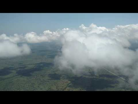 Landing at PUJ - Punta Cana Dominican republic