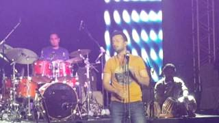 Atif Aslam Entry for Shaam-E-Dostana