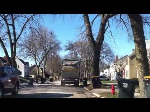 Garbage Truck: Wisconsin