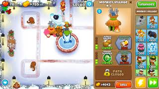 Gambar cover Bloons TD 6 - Winter Park - Half Cash - No Monkey Knowledge, Continues and Powers (14.0 patch)