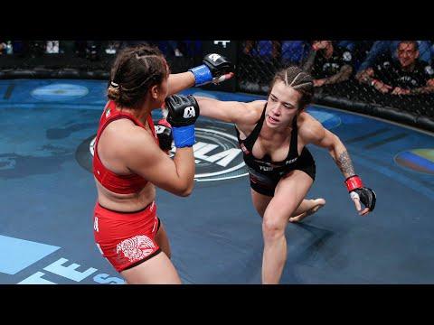 Maria Paula Buzaglo vs Alitzel Mariscal (English) Full Fight | MMA | Combate Preu
