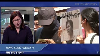 THE BIG STORY: Hong Kong's 13th weekend of protests | The Straits Times
