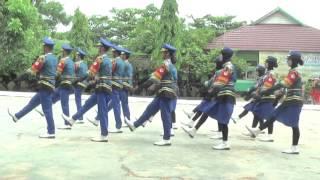 "SMAN 1 Martapura Lomba ""FKBB IX SMKN 1 Martapura 2016"" Laskar Cakra Banua"