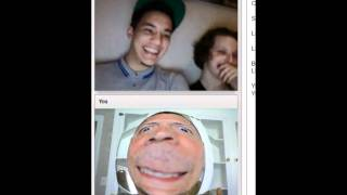 Messing with people on Chatroulette
