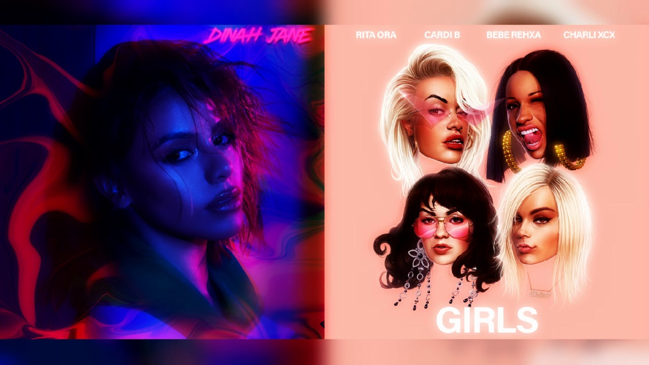 Download Bottled Up Girls - Dinah Jane, Rita Ora, Cardi B, Bebe Rexha & Charli XCX (Mashup)