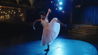 How Paige Fraser Overcame Scoliosis to Become a Ballerina | The Movement | ELLE