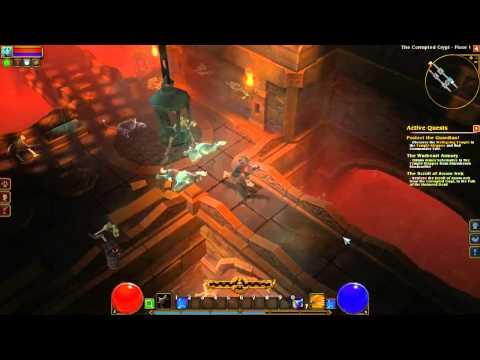 SirDune Plays Torchlight 2 Episode 2