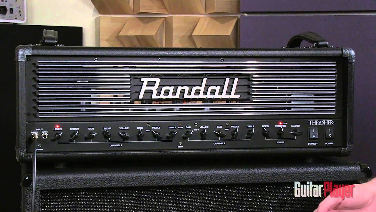 Demo: Randall Thrasher