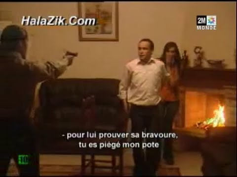 Film marocain Taraef Asdikae (ajmal ma9ta3) || الفيلم المغربي طرائف أصدقاء