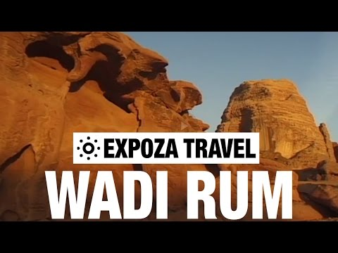 Wadi Rum (Jordan) Vacation  Travel Video Guide