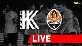 Колос Шахтер Прямая трансляция перед матчем в Киеве 14 06 2020