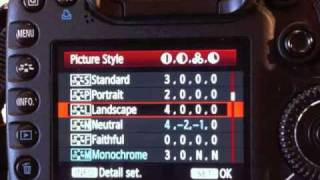Optimum Camera Settings for CANON thumbnail