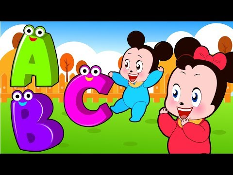 The ABC Song with Mickey Mouse & Minnie Mouse! Finger Family Song Nursery Rhymes