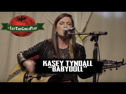 "Kasey Tyndall, ""Babydoll"" - #LetTheGirlsPlay"