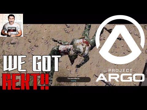 We Need Moar Teamwork! | Project Argo Link Gameplay