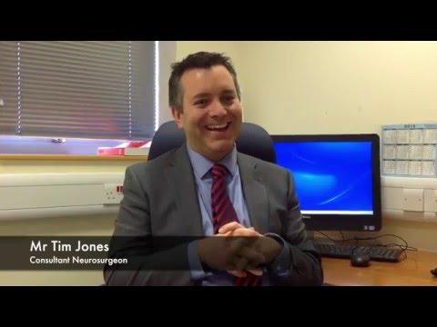 Parkside Hospital Consultant Neurosurgeon Tim Jones